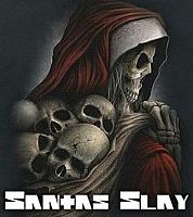 Santa Slay team badge